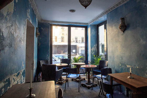Ресторан Blum Café - фотография 13