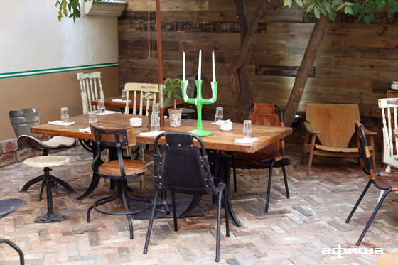 Ресторан Dvor - фотография 2