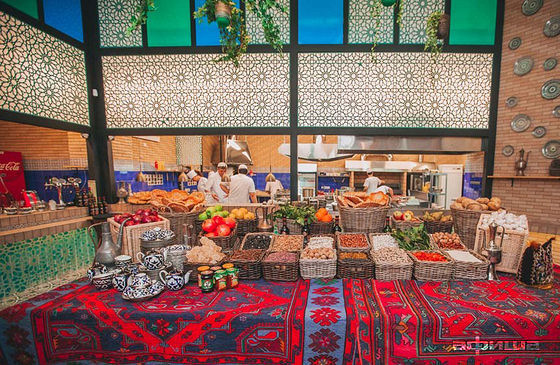 Ресторан Бахор - фотография 7