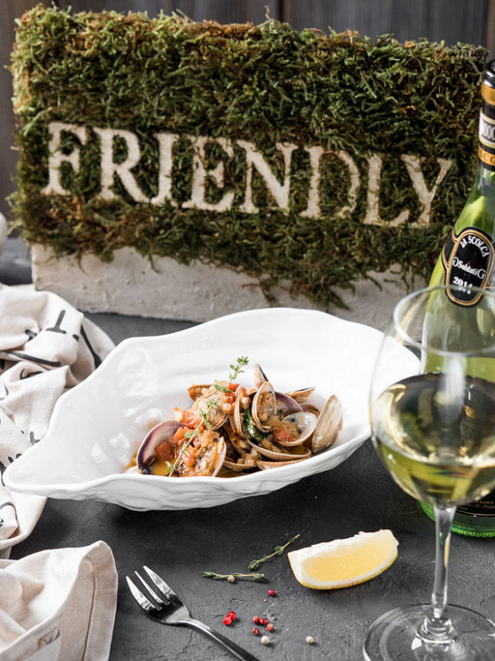 Ресторан Friendly Crab Seafood & Wine - фотография 16