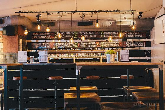 Ресторан Garden: Beer and Coffee - фотография 10