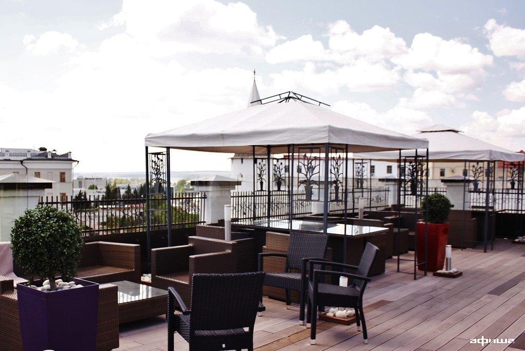 Ресторан Roof Terrace - фотография 7