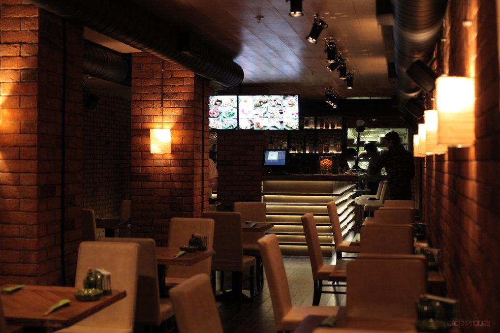 Ресторан Zu Café - фотография 4