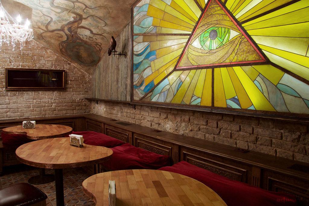 Ресторан Mitzva Bar - фотография 15