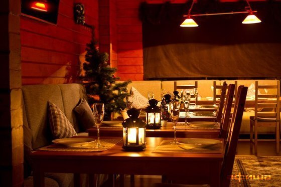 Ресторан Союз-Аполлон - фотография 2