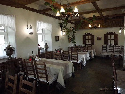 Ресторан Старый город - фотография 1