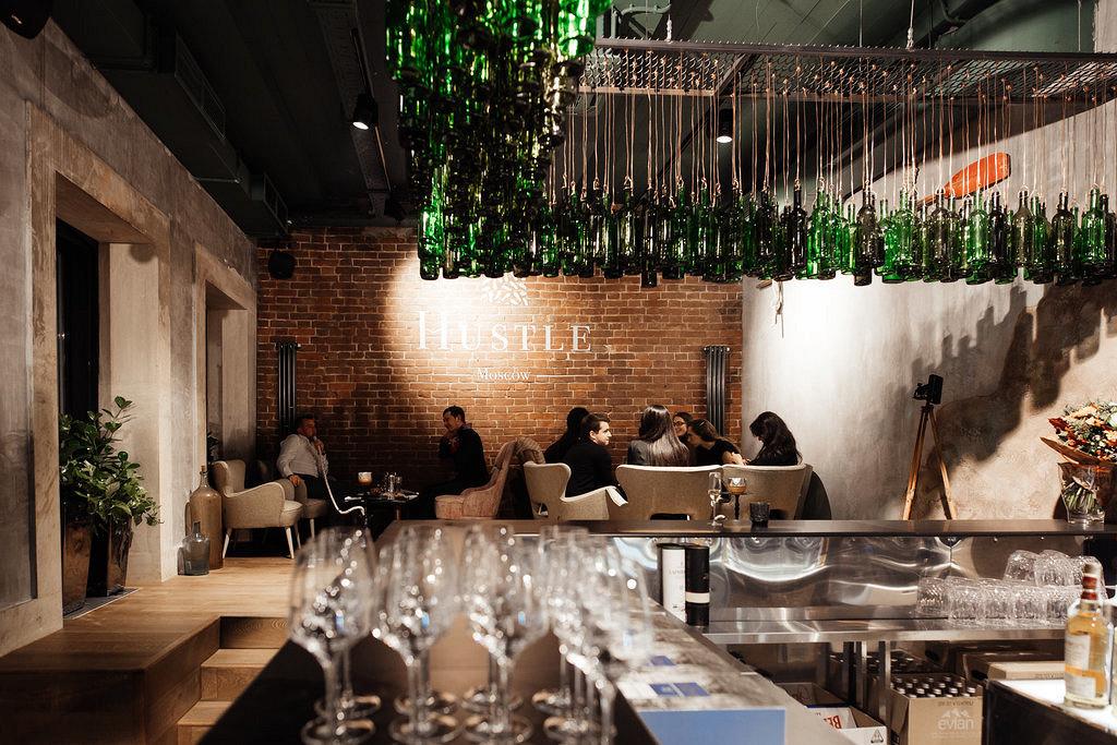 Ресторан Hustle - фотография 25