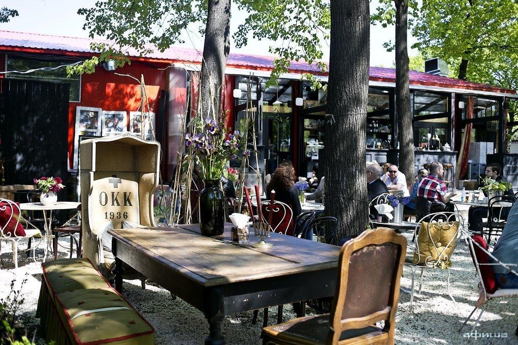 Ресторан Garden - фотография 8