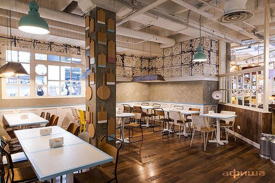 Ресторан Obed Bufet Арбат - фотография 17