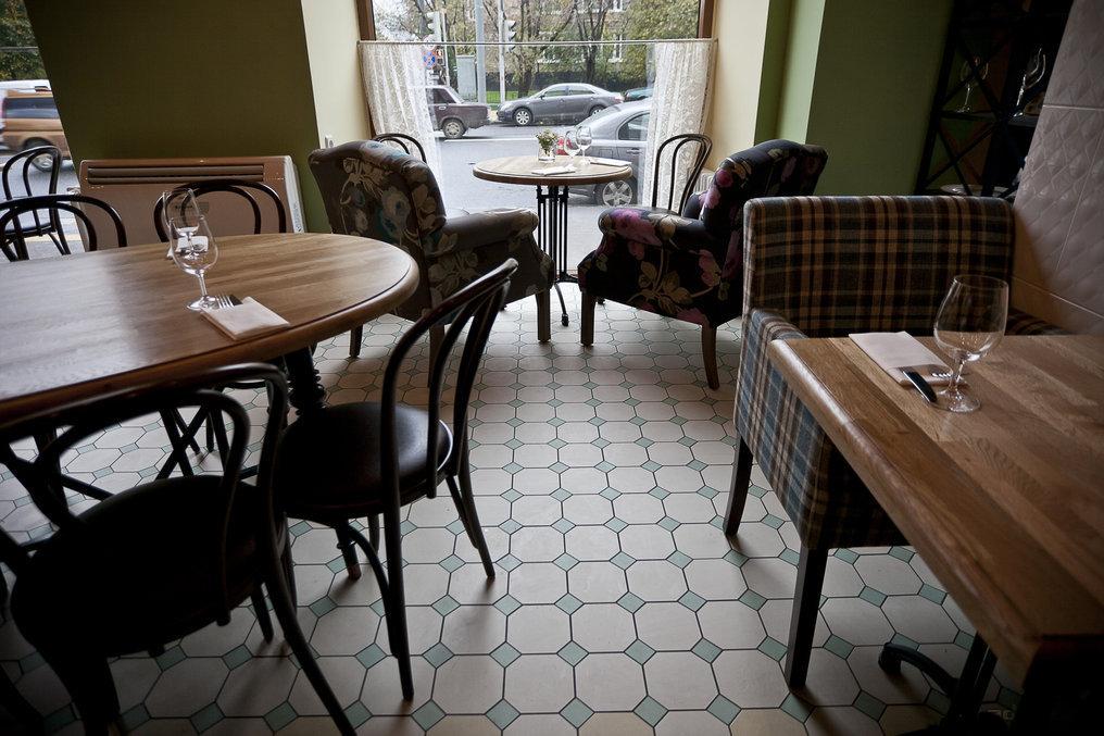 Ресторан Голубка - фотография 14