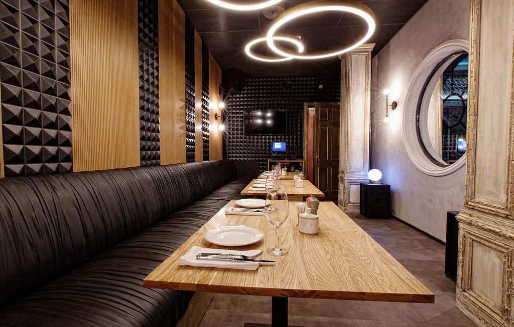 Ресторан Синематограф - фотография 29