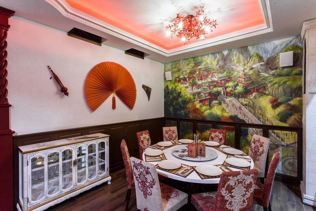 Ресторан Три апельсина - фотография 3