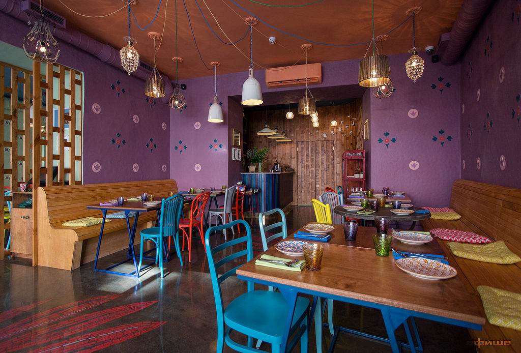 Ресторан Тайка - фотография 7