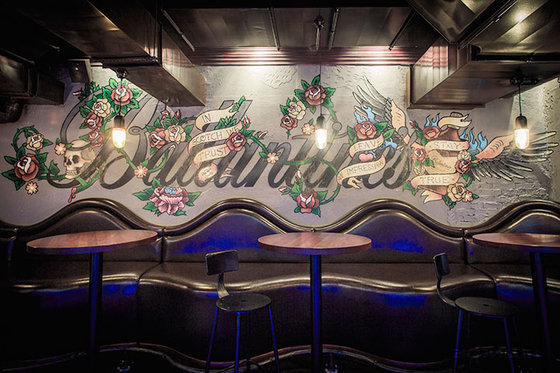Ресторан Stay True Bar - фотография 9