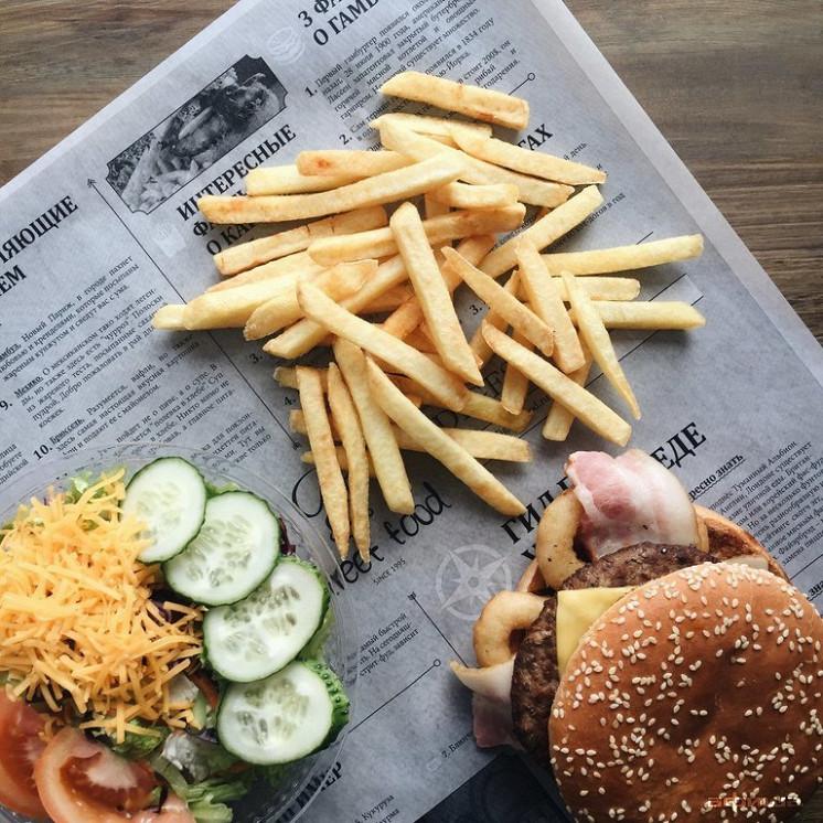 Ресторан Это бургер, Карл - фотография 8