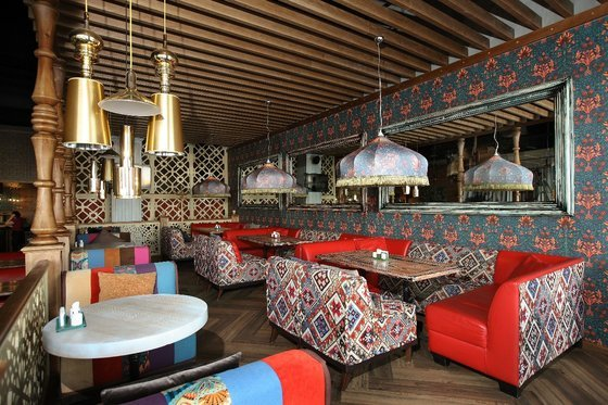 Ресторан Гранат - фотография 6