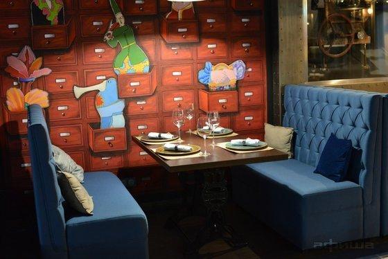 Ресторан Pauling - фотография 12