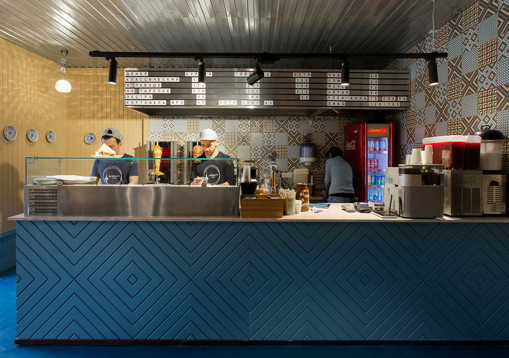 Ресторан Кройцберг - фотография 6