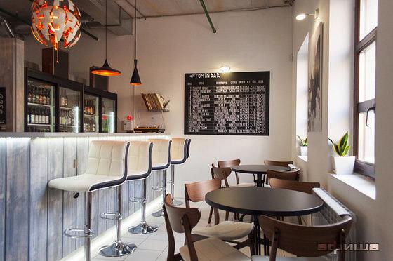 Ресторан Fomin Bar & Shop - фотография 12