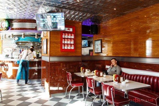 Ресторан Long Island Diner & Bar - фотография 13