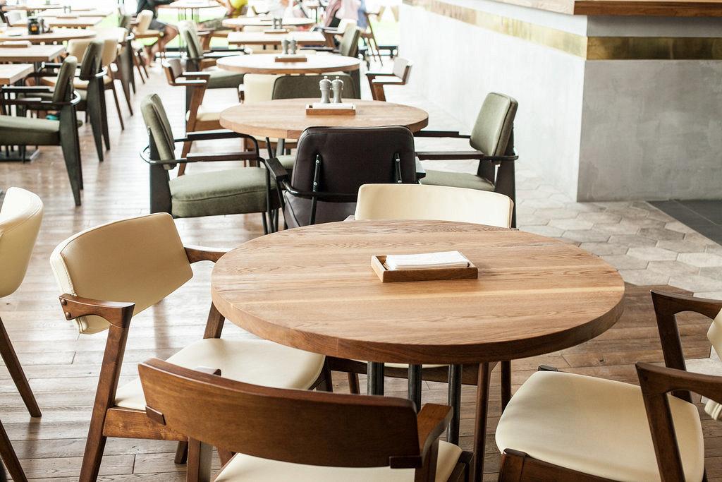 Ресторан Americano Black Coffee & Food - фотография 7