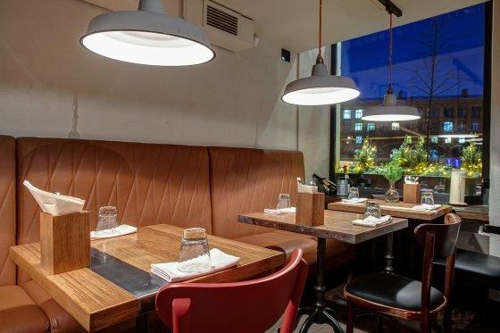 Ресторан Компания - фотография 6