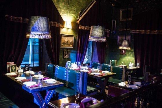 Ресторан Villa Crazy Bizon - фотография 7