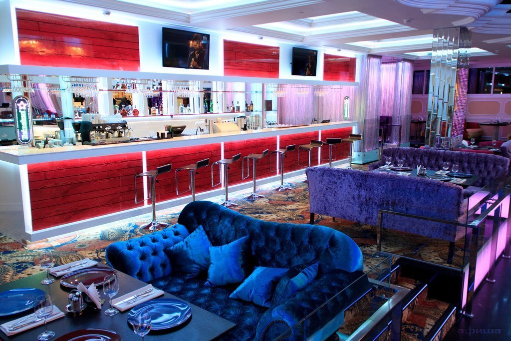 Ресторан Ju-Ju Bar - фотография 3