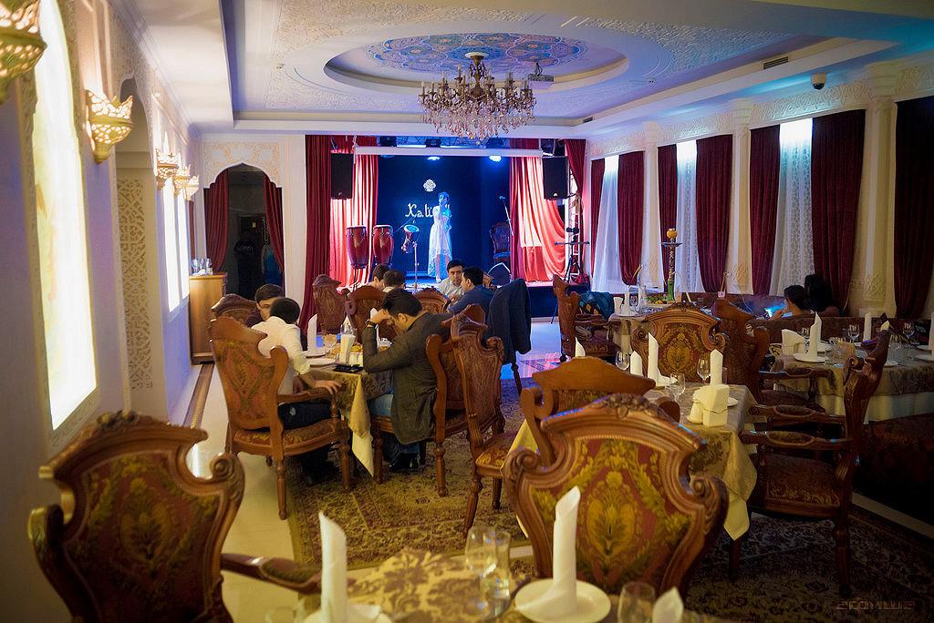Ресторан Хайям - фотография 2