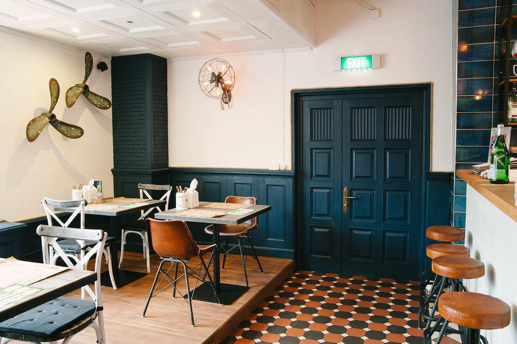 Ресторан Crab Pub - фотография 9