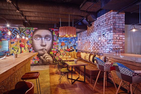 Ресторан Funky Food - фотография 2
