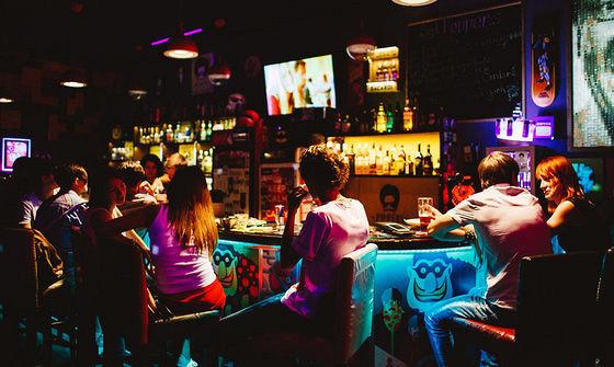 Ресторан Sgt. Peppers Bar - фотография 3