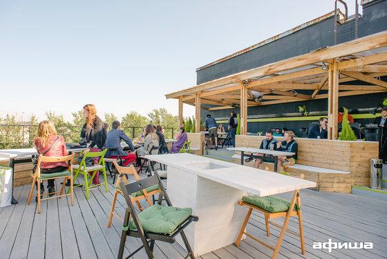 Ресторан Botanique Bar - фотография 10