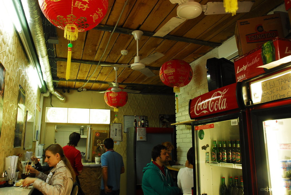 Ресторан Lucky Noodles - фотография 4