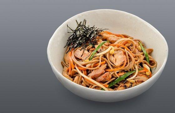 Ресторан Гин-но Таки - фотография 11