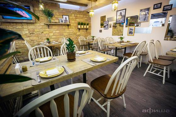 Ресторан Натахтари на Маросейке - фотография 10