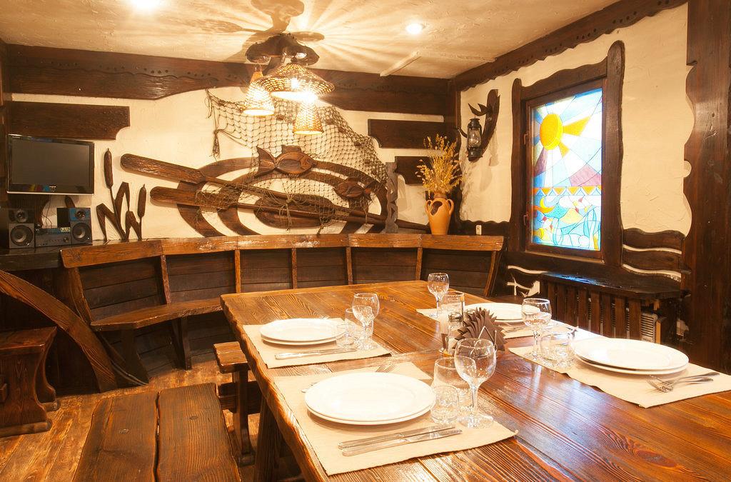 Ресторан Рыбацкая деревня - фотография 2