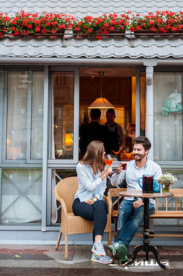 Ресторан Mozzarella - фотография 16