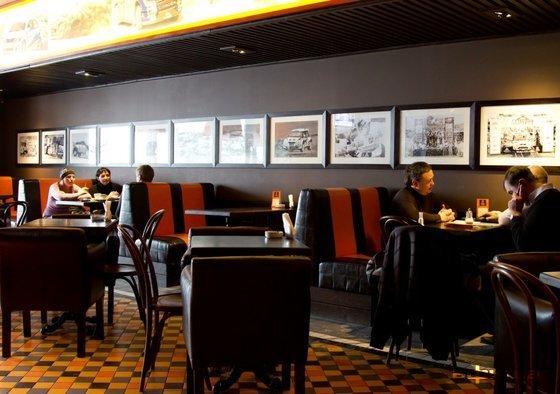 Ресторан Питькофе: Ралли - фотография 1