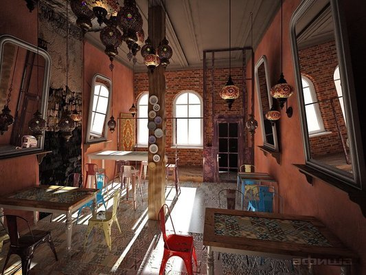 Ресторан Тандыр - фотография 7