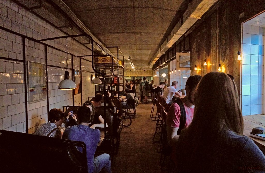 Ресторан Салют Burgers - фотография 9
