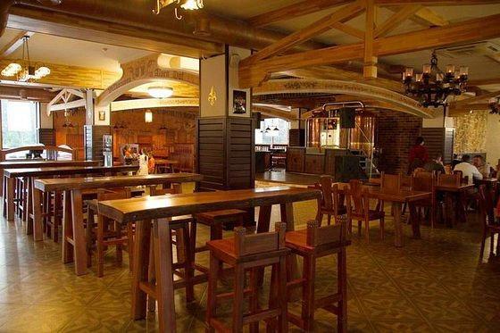 Ресторан Alpenhof - фотография 4