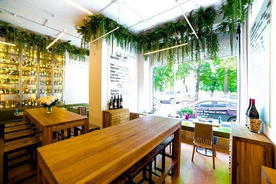 Ресторан Open Wine & Table - фотография 9