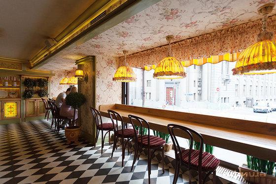 Ресторан Мандариновый гусь - фотография 9