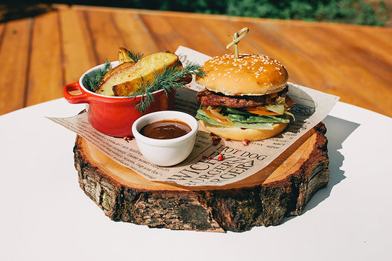 Ресторан Пион - фотография 12