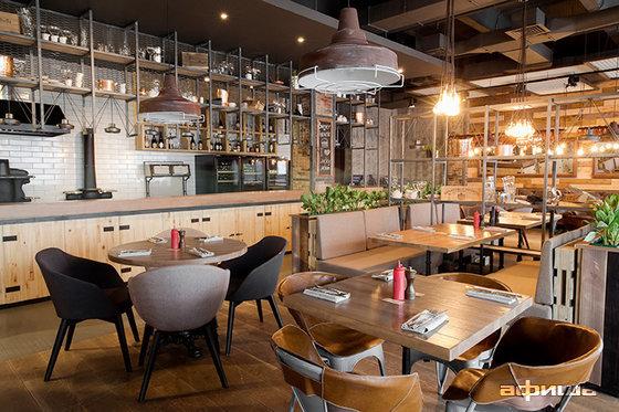 Ресторан Лакки Лучано  - фотография 11