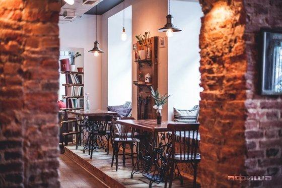 Ресторан Все на своем месте - фотография 12
