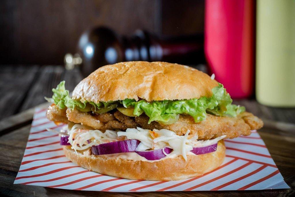 Ресторан Lucky Burger - фотография 9