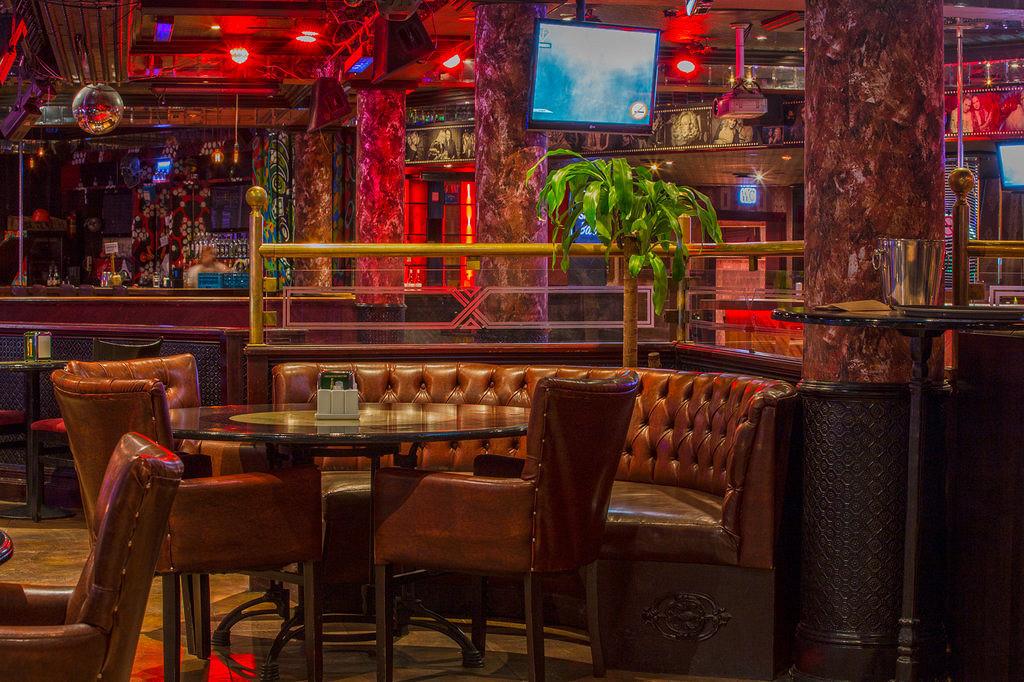 Ресторан Честерфилд - фотография 10