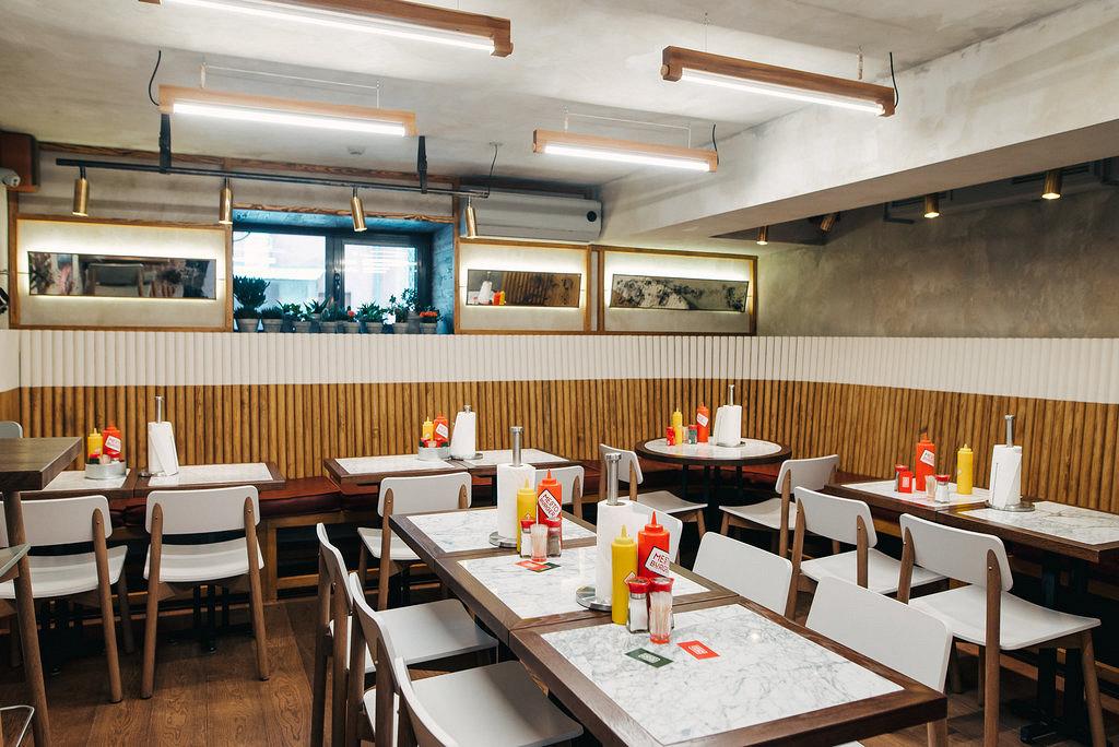 Ресторан Mesto Burger - фотография 10